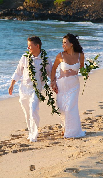 Sacred Hawaiian Wedding