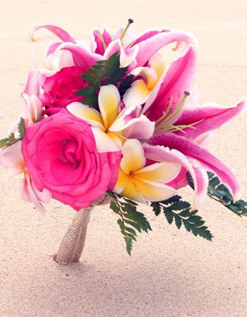 Wedding Bouquets By Sweet Hawaii