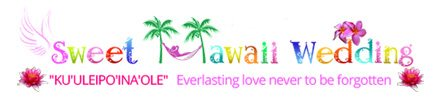Sweet Hawaii Weddings