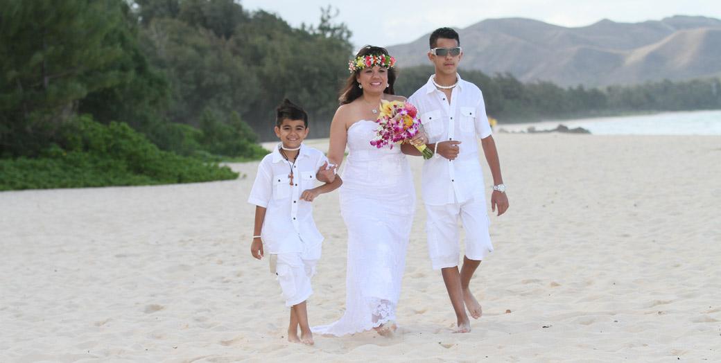 Hawaiian Wedding Musicians