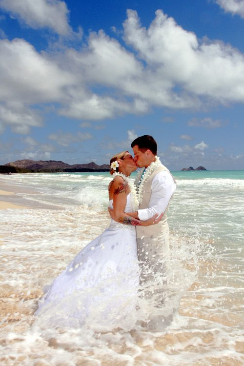 Waimanalo Hawaii Beach Weddings