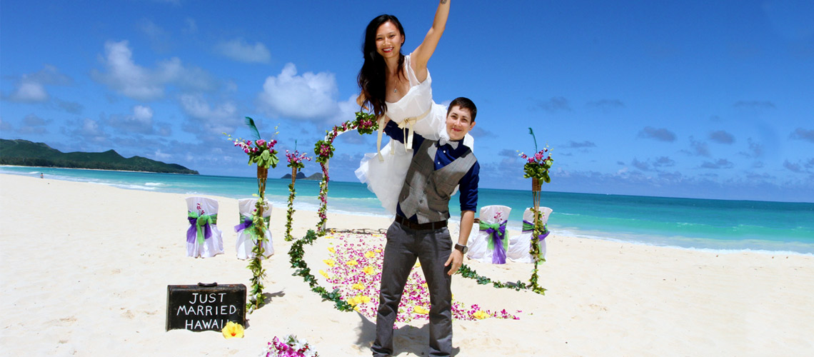 Hawaii Beach Wedding Testimonials