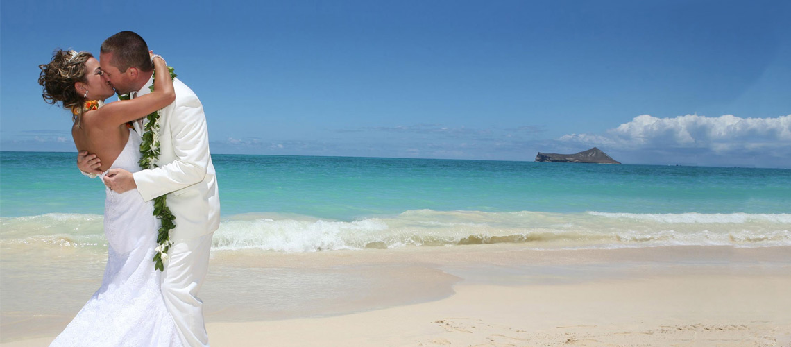 Hawaii Wedding Packages Waimanalo Bay