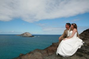 lava flow wedding
