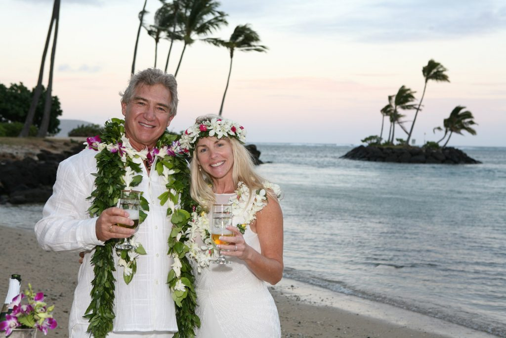 wailae beach wedding vow renewals