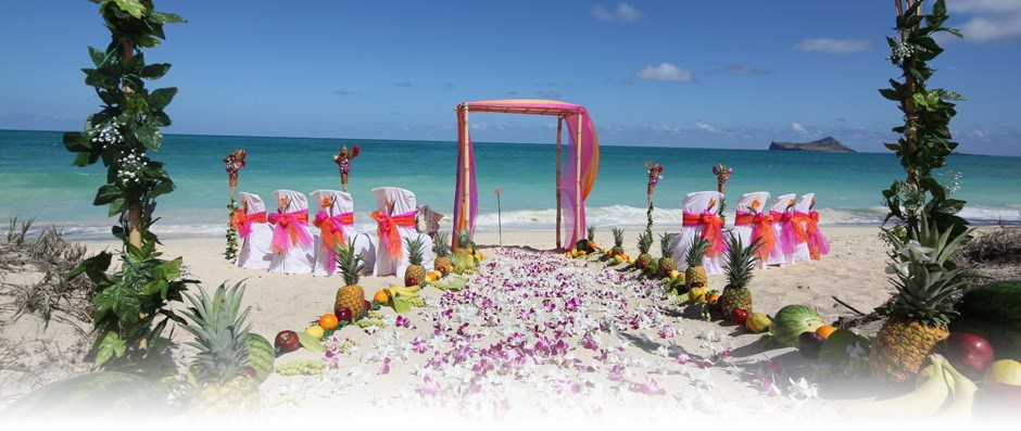 Arch Wedding Packages - Chapel in the Sand