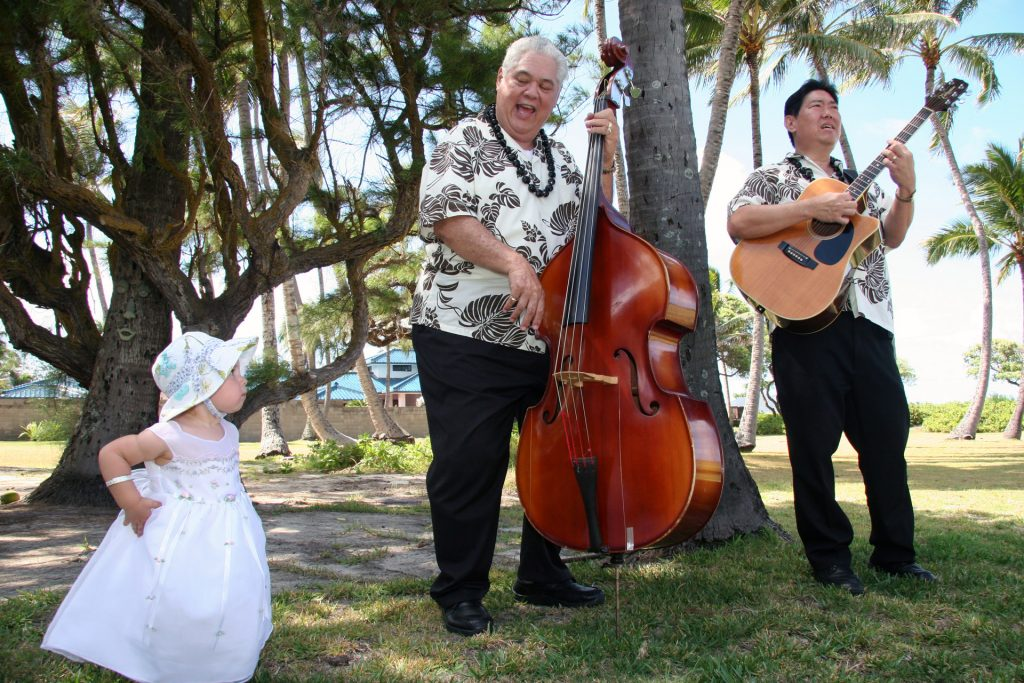 Hawaiian Wedding Musicians