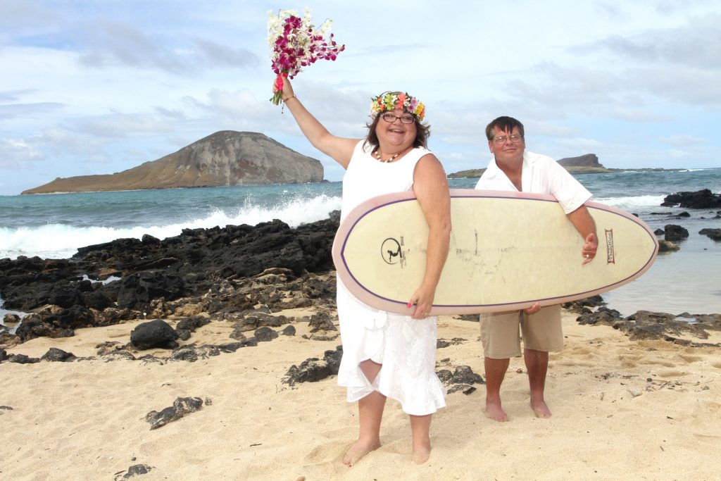 Hawaii Wedding Vow Renewals