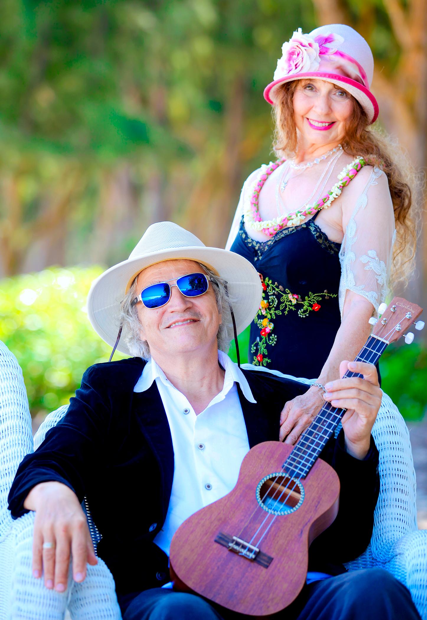 sweet hawaii wedding coco and Jaqueline
