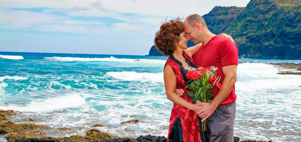 Makapuu beach wedding Vanda and Dustin-2
