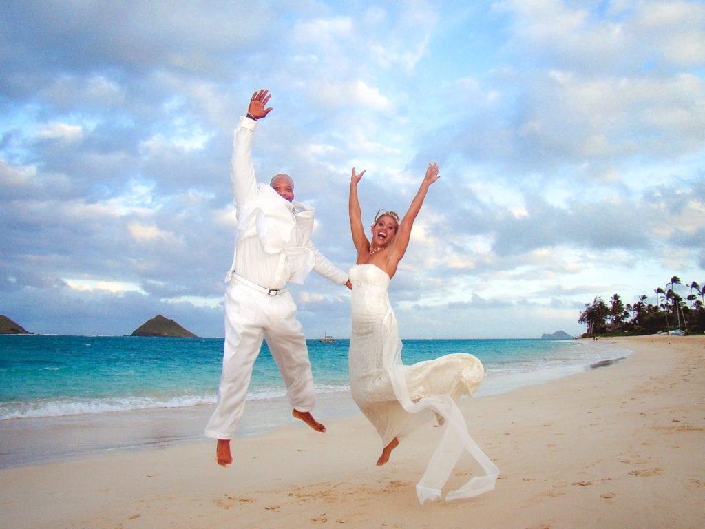 lanikai beach wedding location