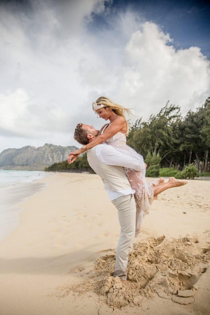 sacred hawaii wedding kauai